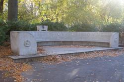 Waldo Hutchins Bench [3001]