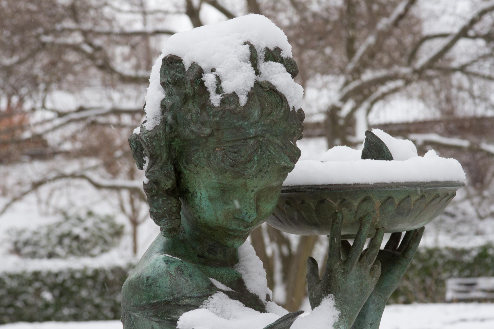 Burnett Memorial Fountain [1207]
