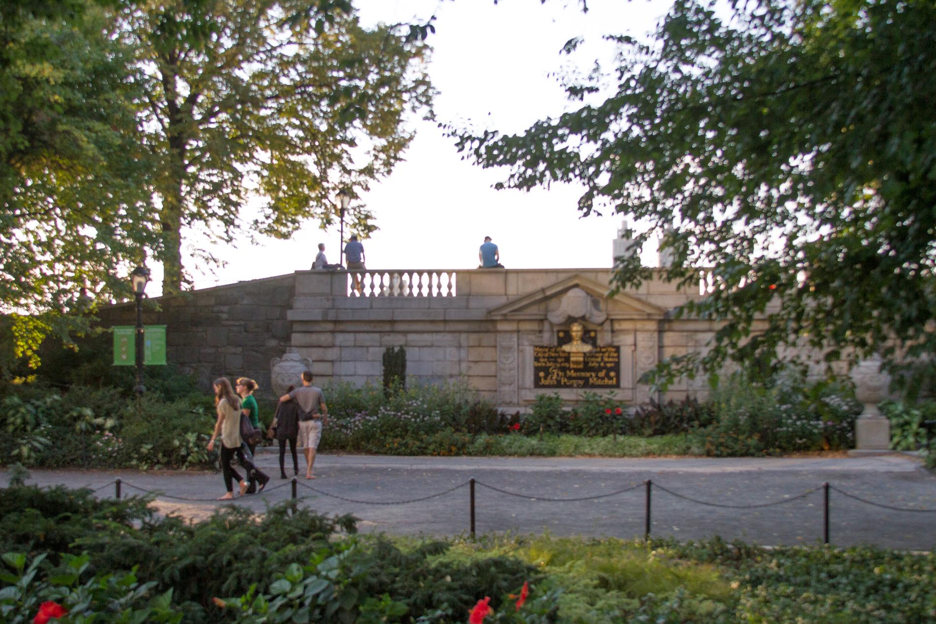 John Purroy Mitchel Memorial [4301]