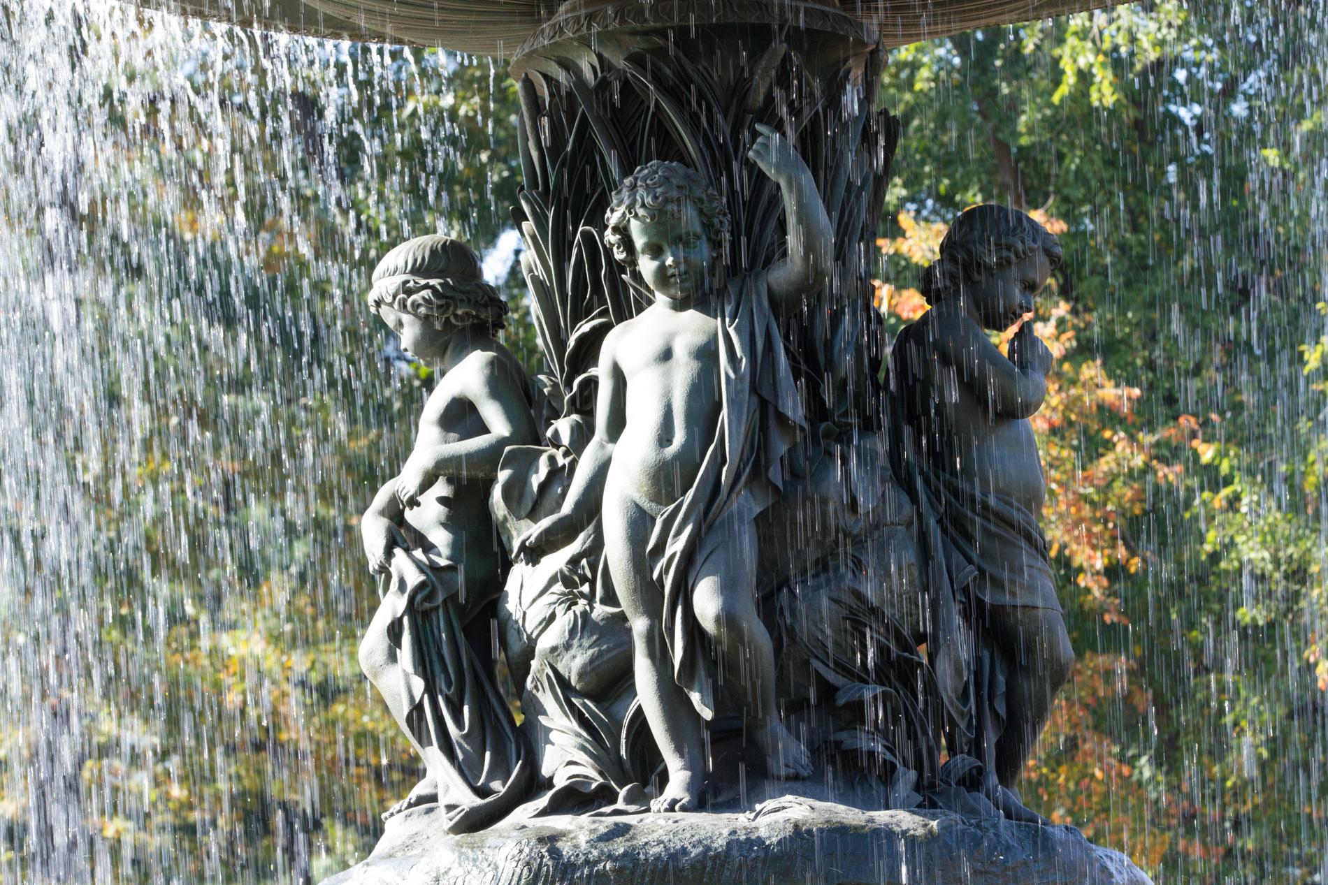 Bethesda Fountain [0808]