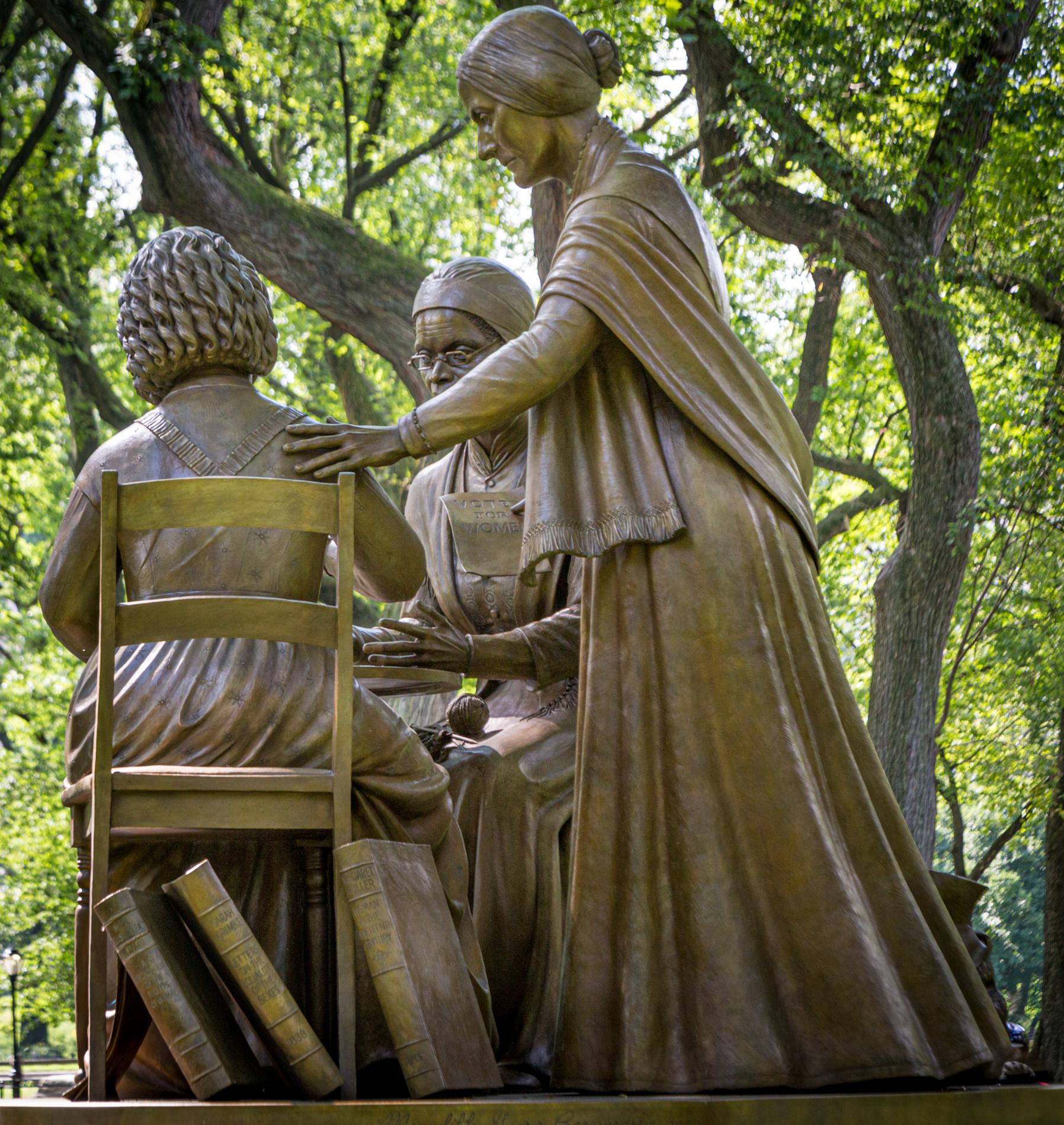 Women's rights pioneers [6706]