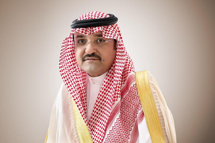 (1) الأمير مشعل بن ماجد - رئيس مجلس الإد