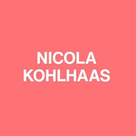 NICOLA KOHLHAAS