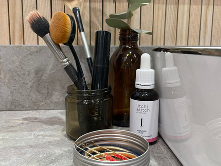 HOW TO RECYCLE YOUR EMPTY LITCHI & TITCH PRODUCTS