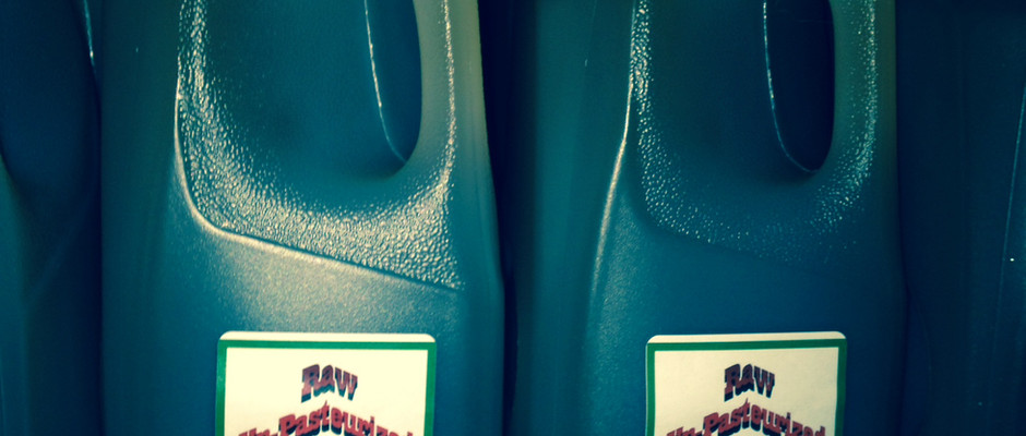 1/2 Gallon Bottles