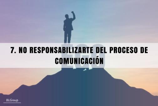 BLGroup No responsabilizarse del proceso de comunicación