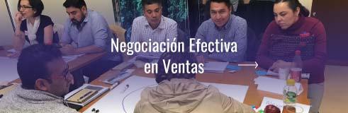 Negociación Efectiva en Ventas