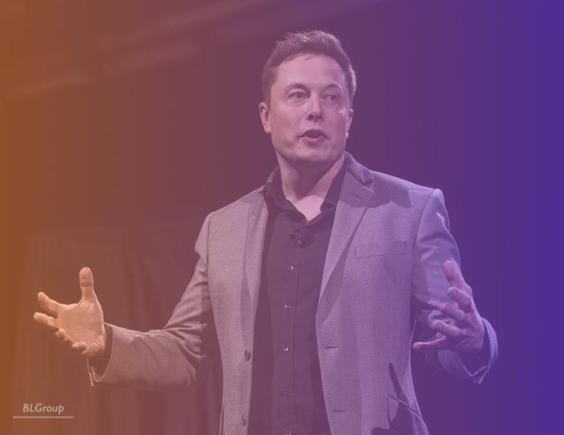 BLGroup Elon musk Líder Transformacional