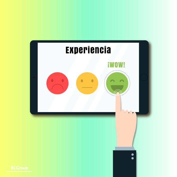 BLGroup Experiencia del Cliente