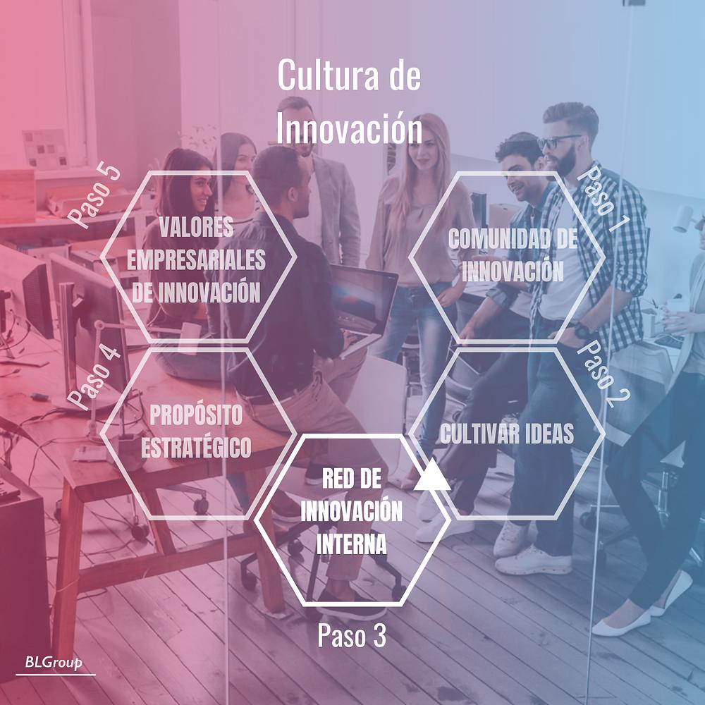 BLGroup Red de Innovación interna
