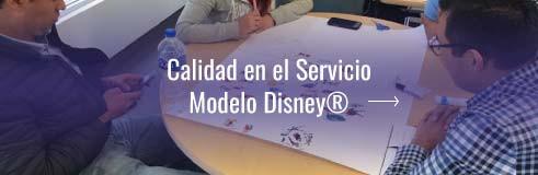 Calidad en el Servicio Disney®
