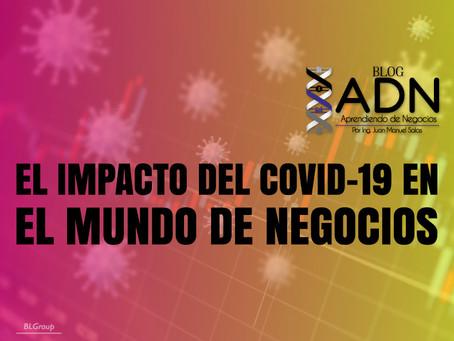El Impacto del Covid-19 en el Mundo de Negocios