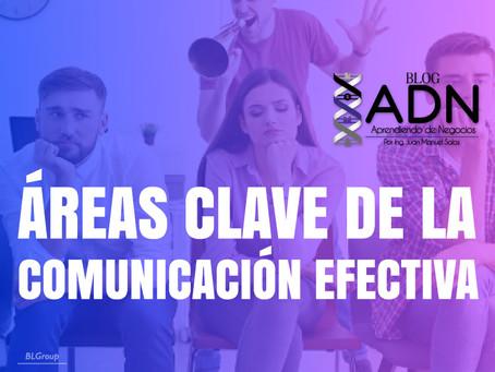 Áreas Clave De La Comunicación Efectiva