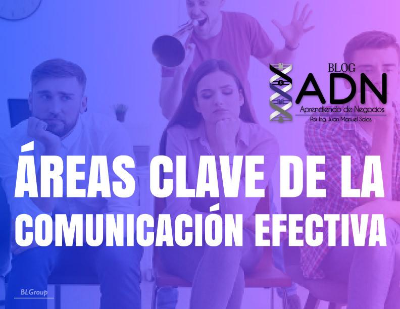 BLGroup Áreas Clave De La Comunicación Efectiva