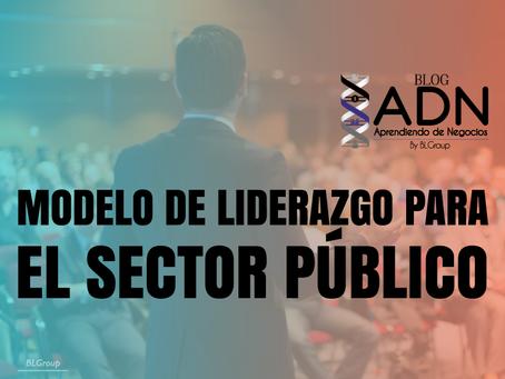 Modelo de Liderazgo para el Sector Público