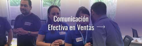 Comunicación Efectiva en Ventas