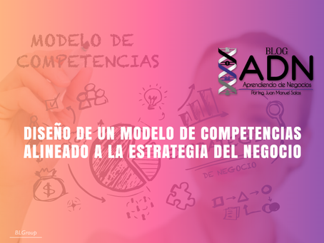 Diseño de un Modelo de Competencias Alineado a la Estrategia de Negocio