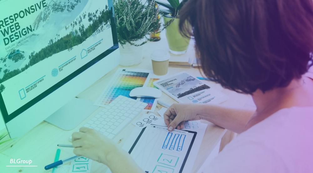 BLGroup Crea una página web para tu negocio
