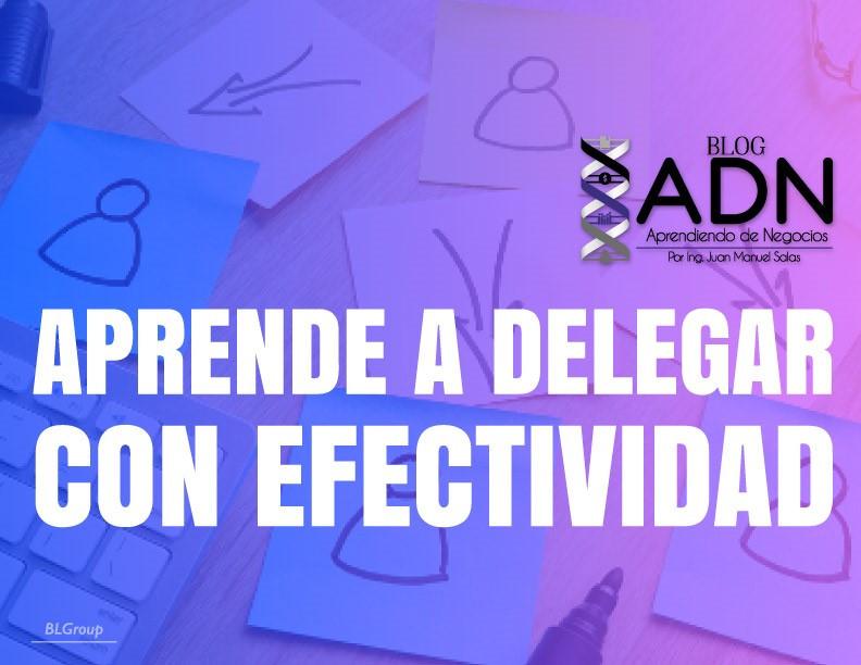 BLGroup Aprende a Delegar con Efectividad