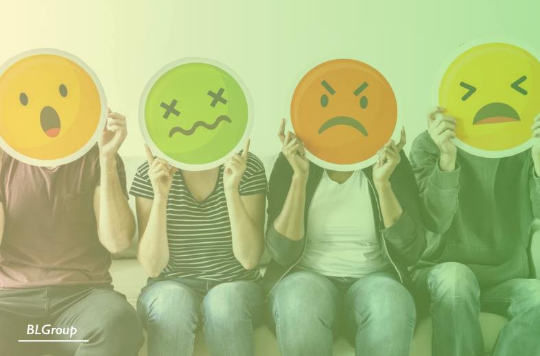 BLGroup Analizar Emociones y Pensamientos