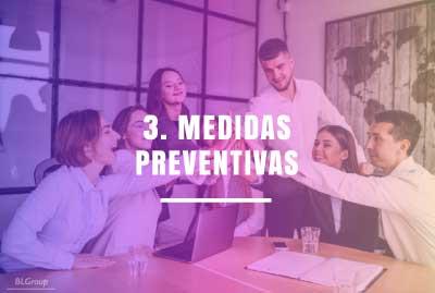 BLGroup 3 Medidas preventivas