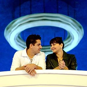 Externa de Michele e Rodrigo