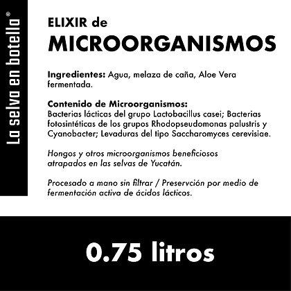 MICROORGANISMOS .75 l