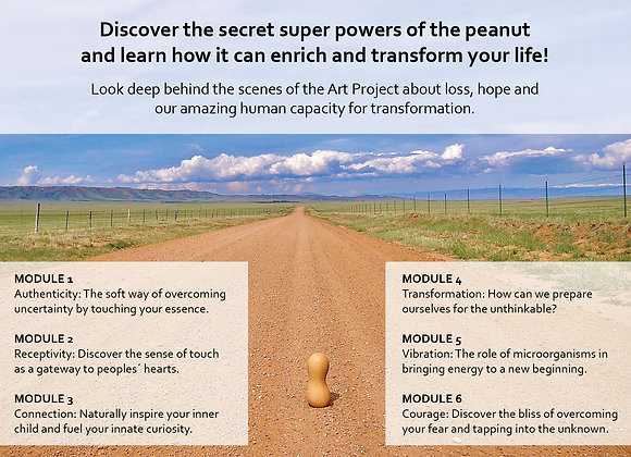 The Peanut Journey | 6 part video course