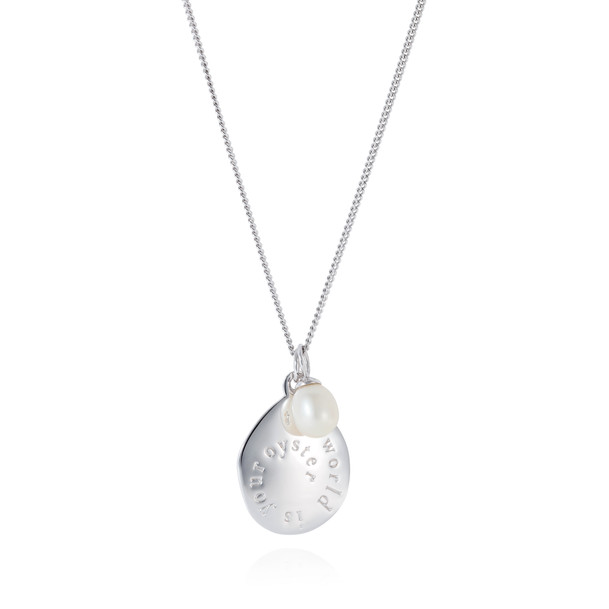 The World Is Your Oyster Necklace  CBNL0067 £155