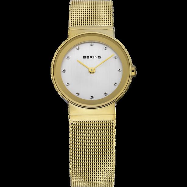 Classic   polished gold   10126-334 £139.00