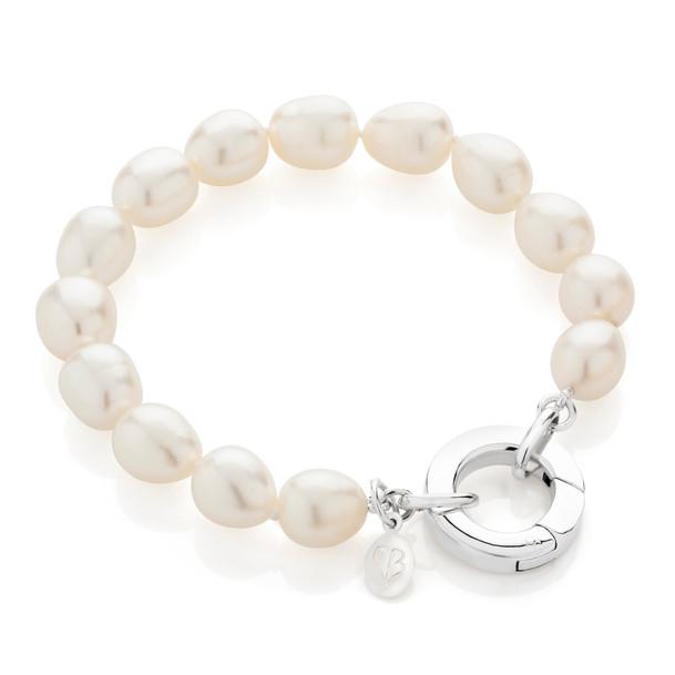 Biography Pearl Bracelet  CBBR0042 £215