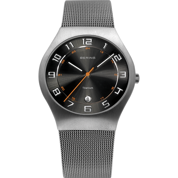 Titanium | brushed grey | 11937-007 £149 SOLD