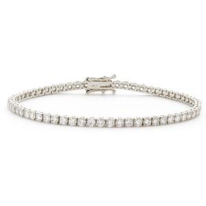 18ct Diamond Tennis Bracelet