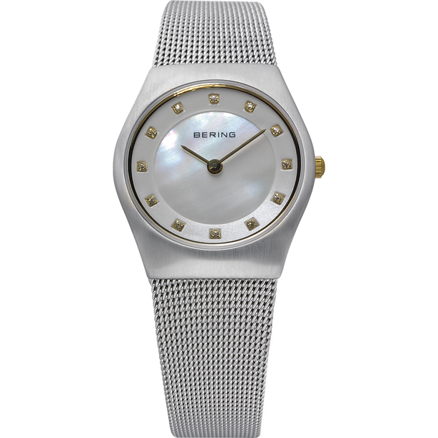 Classic   brushed silver   11927-004 £99.90