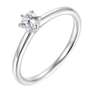 White Gold Diamond Solitaire  0.25ct