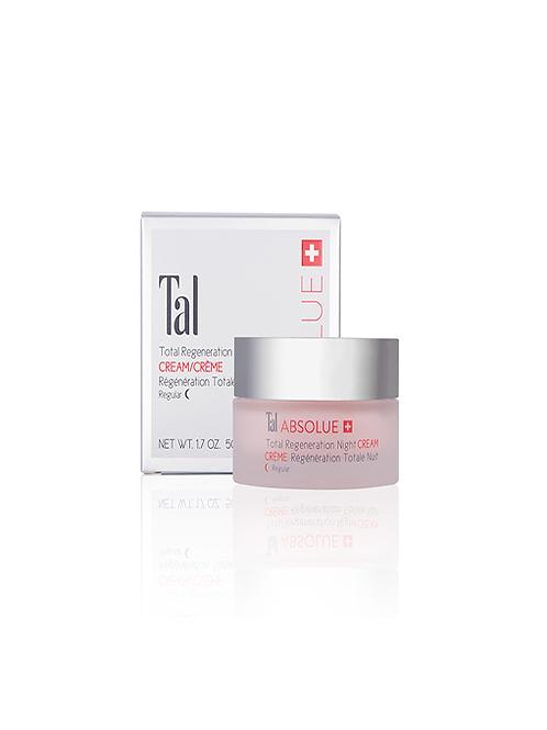 Total Regeneration Night Cream - Regular