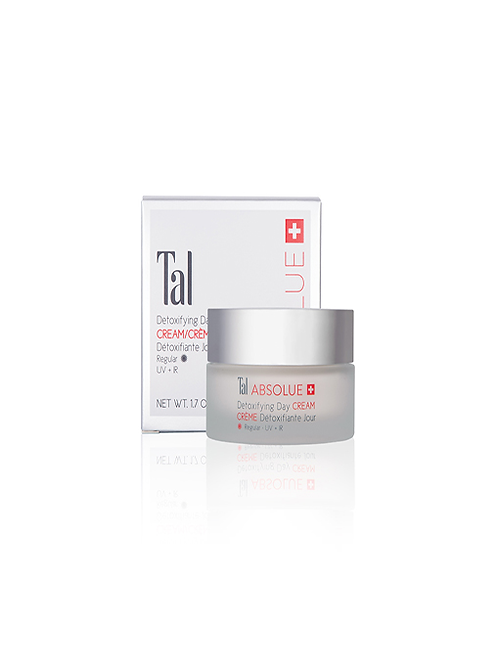 Detoxifying Day Cream - Regular · UVA/B + IR