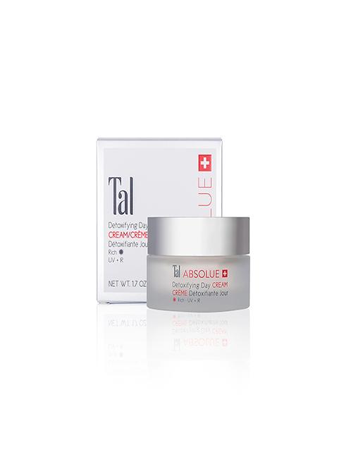 Detoxifying Day Cream - Rich · UVA/B + IR