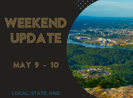 Weekend Update | May 9 -10