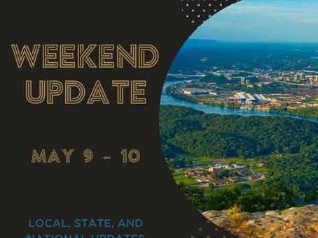 Weekend Update | May 9 -10