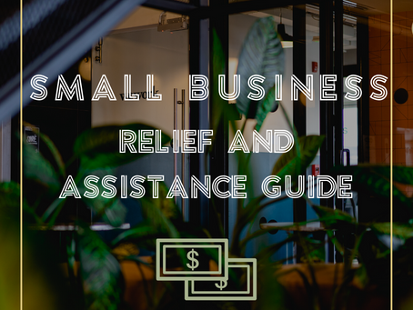 Small Business Relief + Assistance Guide
