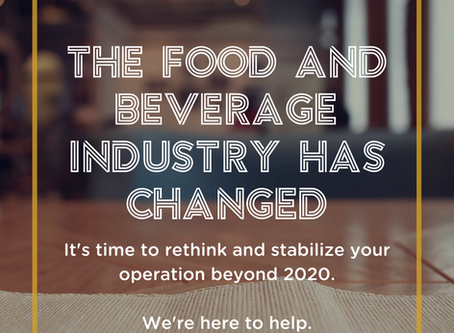 Food and Beverage Recovery Program