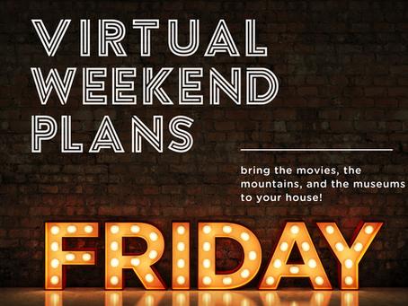 Weekend Plans?