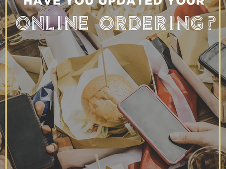 Shifting to Online Ordering