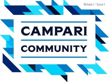 """Campari Community """"Gatherings"""" April 13 - 17"""