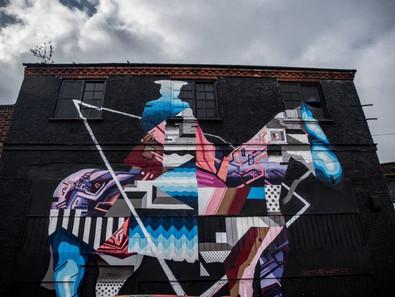 Birmingham, city of a thousand colours