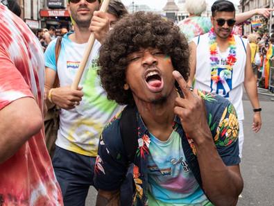 Pride in London's Jubilee