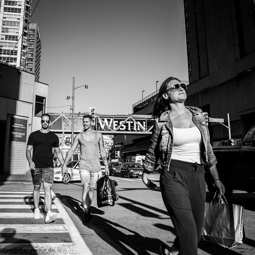 Bay Street Crossing (October)