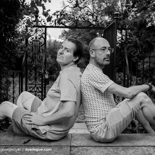 Drew & Marc (August)