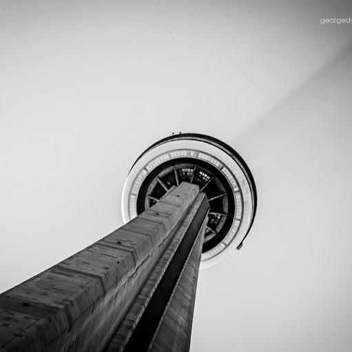 CN Tower SkyPod (October)